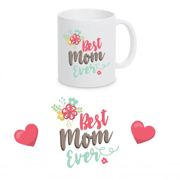Tasse best Mom ever